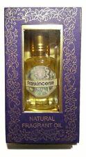 2 x 10 ml Bottles Song of India Natural Fragrant Perfume/Burner Oil Frankincense