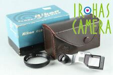 Nikon Close-up Device for Nikon SP With Box #29681 L4
