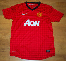 Nike Manchester United 2012/2013 home shirt (For age 12/13)