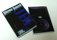 Stereo Sound JBL 60th Anniversary Book Magazine speaker amplifier Jim Lansing