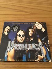 Metallica Book And Interview CD