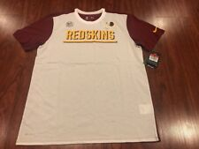 Nike Men s Washington Redskins Champ Drive Performance 2.0 Jersey Shirt  Large L ce6bad34d