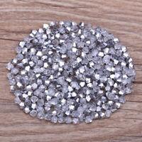 1000pcs 2mm Glass Crystal Bicone beads Loose beads DIY jewelry make #5301