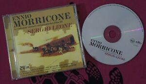 Ennio Morricone - Le colonne sonore originali... Sergio Leone (CD; 2002) 24 BIT.