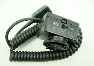 Metz SCA 511 Adapter | Fits 45CT5 & 60 CT2 Flashes | For Canon | New | $89 |