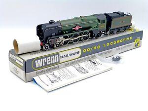 Wrenn Railways W2238 Bulleid Rebuilt Pacific Clan Line Excellent Boxed Condition