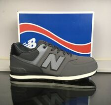 NEW BALANCE KL574YHG Grey Black 574