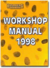 1998 Husaberg 400 501 600 Motorcycle Workshop Manual