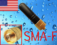 Antenna SMA-Female for PX-328 KG-UVD1P KG-UVD1 Wouxun