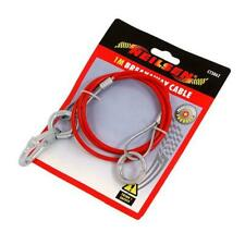 Trailer Break Away Emergency Cable Wire Caravan Towing Cable