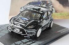 Ford Fiesta RS WRC #4 4 Rallye France 2011 Latvala Anttila 1 43 Altaya