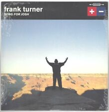 "Frank Turner ""Song For Josh"" 7"" Sealed Tour Only OOP Chuck Ragan Gaslight Anthem"