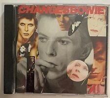 David Bowie - Changesbowie CD 1990 Ryko Distribution RCD 20171 VG