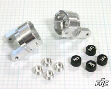 Hot Racing Losi Mini Rock Crawler silver aluminum c hubs MRC1908