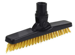 Grout Line Cleaning scrubbing Brush (Yellow) Thats Awesome
