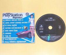 Euro Demo 45 Playstation Magazine 34 GIOCO PS1 VERSIONE ITALIANA