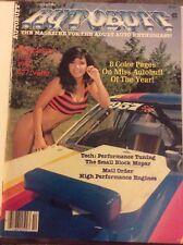 VINTAGE- Autobuff  October 1984