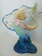 Nemesis now Heart of the Ocean 23cm Beautiful mermaid Boxed