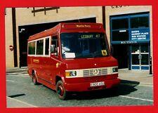 Photo ~ Bromyard Omnibus M.Perry E900ASU - 1986 Mercedes Mini - Worcester 2000