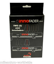 MINI INNOFADER DUO UNIVERSAL REPLACEMENT CROSSFADERS, FADERS, DJ MIXER, Auth DLR