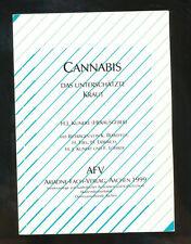 Cannabis, Das unterschätzte Kraut von Hanns J. Kunert (Taschenbuch)