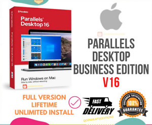 ✅Parallels Desktop Business Edition 2021✅ v16.1.2✨Full Version✨10 Secs✨