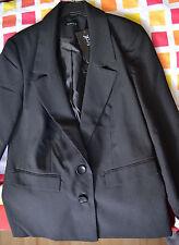 NEU- Laura Scott Damenblazer Blazer schwarz Gr.42 Damen