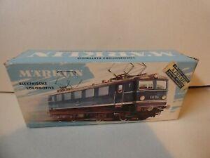 loco  MARKLIN  ref   3034