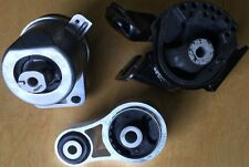 3pcSet fits 2007 CX7 Mazda CX-7 2008 09 2010 2011 2012 FWD 2.3L  Motor Mounts