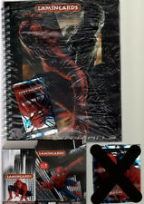 SPIDER-MAN 3 LAMINCARDS ALBUM & Complete CARD SET of 100 Edibas 2007 Italy Only
