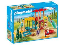 Playmobil 9423 Parque de juegos infantil