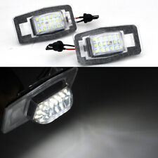 OEM-Replace 24-SMD LED License Plate Light Assy For Ford Escape Mazda Maita MX5