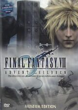 Final Fantasy 7: Advent Children - NEW DVD--FREE UPGRADE TO 1ST CLASS SHIPPING