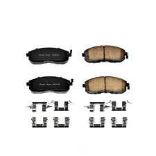 Disc Brake Pad Set Front Power Stop 17-815