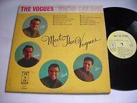 Meet the Vogues 1965 Mono LP