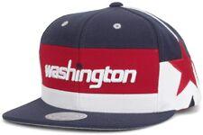 Mitchell & Ness Washington Wizards Short Hook Snapback, OS