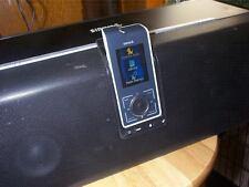Sirius Model SLBB1 Boombox Stereo with Sirius XM SL10 Receiver