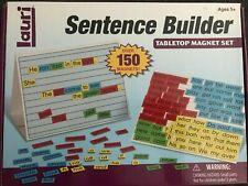 Sentence Builder Tabletop Magnet Set