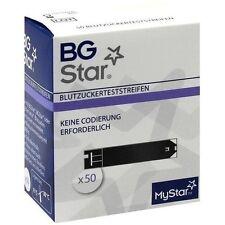 BGStar 50 Teststreifen neu und OVP - Über 1 Jahr Haltbar