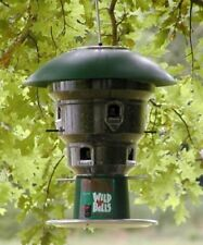 New Wild Bills Electronic Squirrel Proof Bird Feeder 8 Ports