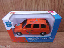 Corgi TY66137 Destination London 2012 Olympics Model Taxi #35 Basketball
