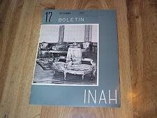 7 Boletin INAH - Instituto Nacional De Antropologia E Historia 1963-1964 ILLUS