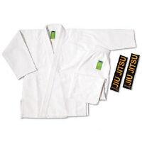 Jiu Jitsu Kimono Gi BJJ Uniform - White