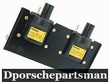 Porsche 911 Ignition Coil (Dual)   BOSCH  NEW #NS