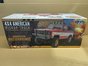 TT RC Sport PUBG 4X4 American Pick Up Truck RTR - PUBG001