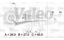 VALEO Alternador RENAULT CLIO MEGANE SCENIC EXPRESS DACIA SUPERNOVA 436740