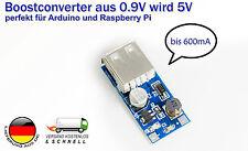 Step-Up Boost-Converter 1.2V-5V zu 5V PFM max 500mA f. Arduino DIY Raspberry Pi