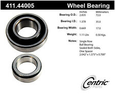 Axle Shaft Bearing Assembly-GT Rear Centric 411.44005