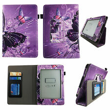 CASE FOR KINDLE PAPERWHITE E-READER THINNEST LIGHTEST LEATHER COVER CASE 6 INCH