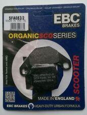 Piaggio NRG 50 Power (2004 bis 2013) EBC Kevlar Bremsbeläge vorne (SFA83/2)